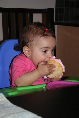 K1 cupcake
