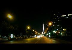 Paris je t'aime (XXII) (psycho ry) Tags: paris france night lights luces noche nightshot eiffeltower toureiffel torreeiffel francia javel parisjetaime