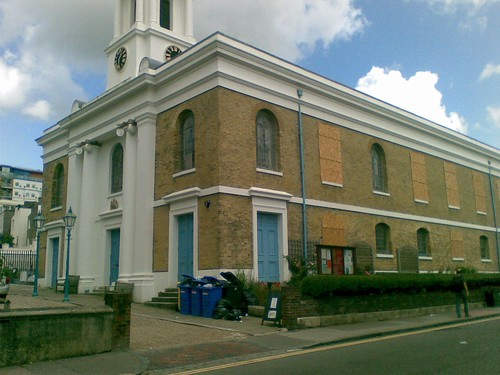 St Georges Road Church, Kemptown
