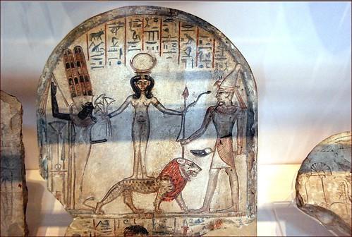 2008_0610_162118AA Egyptian Museum, Turin por Hans Ollermann.