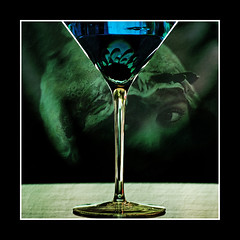 Blue belle... (Julian E...) Tags: blue light woman texture glass face stem bravo beijo martini symmetry bogart metaphor curaçao soe themoulinrouge thankyoujulian blueribbonwinner fineartphotos alarecherchedutempsperdu adlike infinestyle megashot workingsunday thegardenofzen thegoldendreams forasouthernbelle