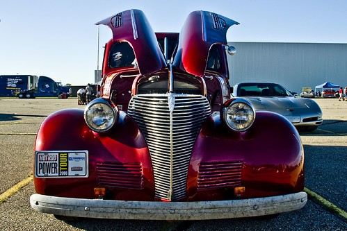 Ready to Take Off - hot rod