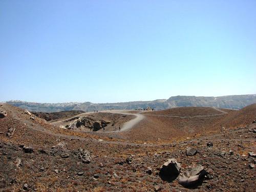 火山島Nea Kameni (12)