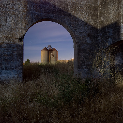 Shadowed Archway