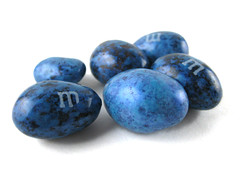 M&Ms Premiums: Chocolate Almond