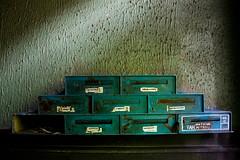9 green post boxes (ion-bogdan dumitrescu) Tags: blue green post mail box nine 9 cutie romania postbox emerald bucharest bucuresti bitzi postala ibdp img1756mod strpaleologu findgetty ibdpro wwwibdpro ionbogdandumitrescuphotography