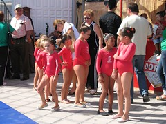 The team (John Beckley) Tags: gymnastics tenerife gabriella piedrahincada