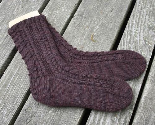 Sock #4 (52 Sock Challenge)