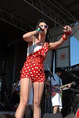 Katy Perry (Daniel Fishman) Tags: music festival rock warpedtour band pomona 2008 vanswarpedtour katyperry danielfishman