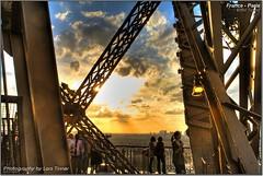 Eiffel Tower (Lars Tinner) Tags: paris france tower geotagged ledefrance eiffeltower eiffel eifel turm effelturm paris0726invalides wwwtinnersg geo:lon=2294601 geo:lat=48857949 httpwwwtinnersg tinnersg