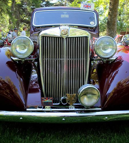 1952 MG YB
