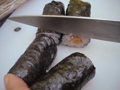 Como fazer sushi ~ 15
