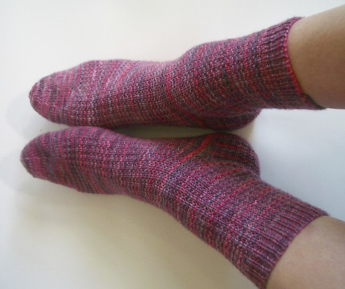Bumpy Socks 1