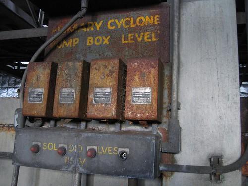 Cyclone solenoid valves