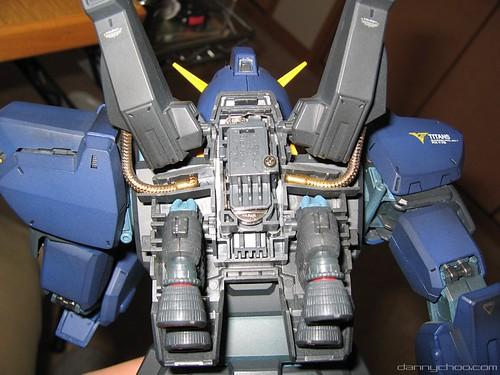 USB Powered PG Gundam