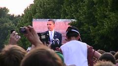 Barak Obama em Berlim