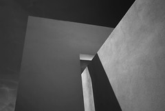 Practical geometry 002, Antequera, Andalucia (frotos (Fred Shively)) Tags: art architecture photography blackwhite cafe spain andalucia antequera blancinegre artphotography artcafe thecitadel goldenglobe ixtlan photographia artlibre aplusphoto blackwhiteaward ysplix fredshively artcafedomidoexhibitionscomein visionqualitygroup theartlair