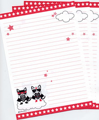 the wonders stationery sheets