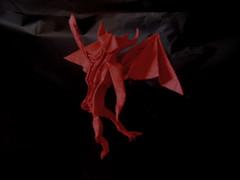 mephistopheles (Araknoid) Tags: origami mario soul devil mephisto serpent hermes faust mephistopheles thoth netto mefisto artcafe mefistofele origamiforum adrados fineartphotos artlibre hermestrismegistos araknoid ophis worldglobalaward globalworldawards marionetto marioadrados marioadradosnnetto magistos goete trismegistos