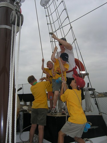 Lighthouse Life/ Builders and Boaters Week 3 Schooner Freedom