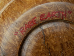 Keith Burtis: Rare Earth (photo by rosefirerising)