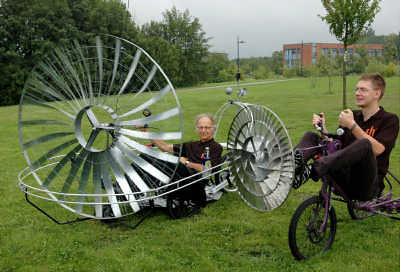 2754098154 cfecb49292 Bicicleta impulsionada pelo vento