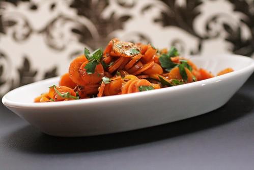 Portuguese Carrot Salad