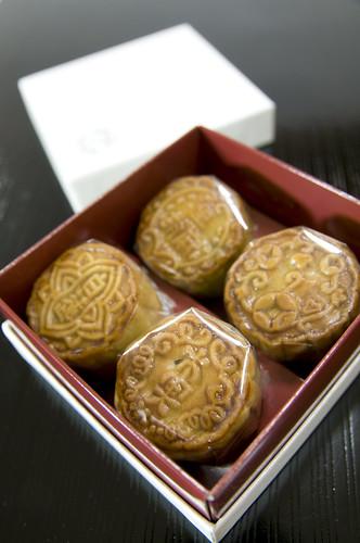 月餅, 円果天, 新宿伊勢丹