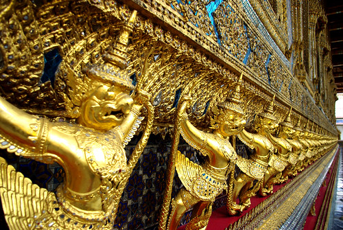 The Chapel Royal of The Emerald Buddha