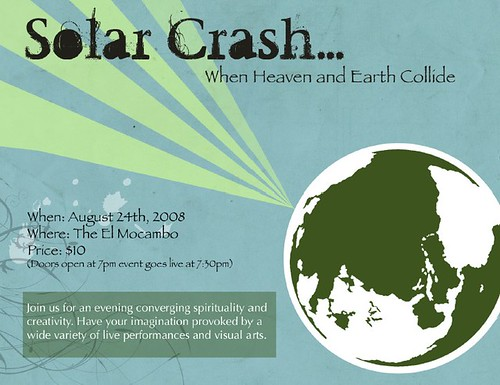 Solar Crash - The event