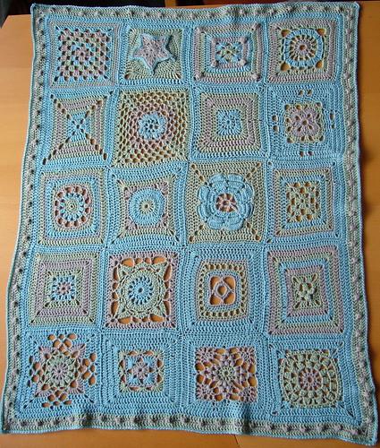 Baby Blanket Number 5