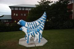 Superlamba-x-ray and child (willposh) Tags: england liverpool 2008 hunt slb superlambanana capitalofculture2008 superlambananas