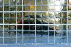 self portrait with car (booksin) Tags: california reflection 20d car northerncalifornia architecture canon buildings sanjose reflected bayarea selfportait sf