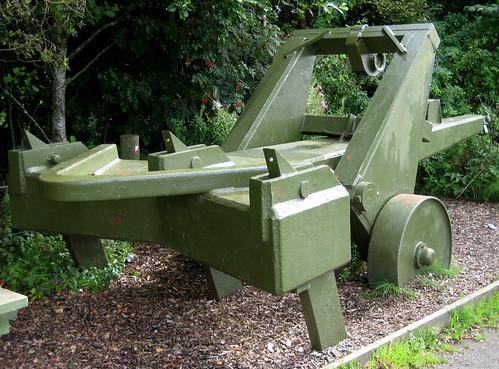 Open cast plough Eglinton