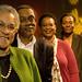 Patricia Hill Collins, Hiawatha Bray, Linda Grisham and Kim McLarin