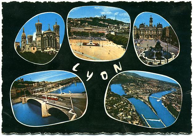LYON - Accueil