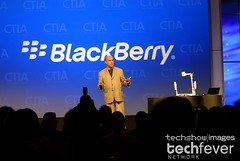 Opening day CTIA Wireless & Entertainment in S...
