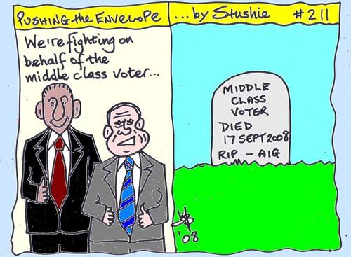 stock market crash cartoon. stock market crash,
