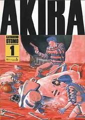Akira - Ed. B&N