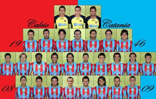 squadra calcio catania da riki production.