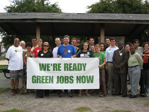 california voters choose to lead the nation with a green economy