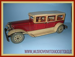 Auto berlina 1931