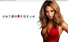 Beyonce Wallpaper iMac