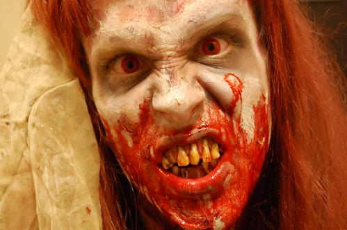 carnival makeup ideas. zombie makeup formula.