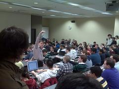 2008 Lecture Series: Larry Smith Engages the Audience (Laurel Centre for Social Entrepreneurship) Tags: world uw idea entrepreneurship waterloo barriers socialentrepreneurship lectureseries larrysmith laurelcentre