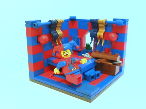 Jester's quarters