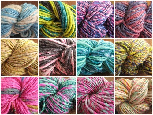 newish yarns by you.