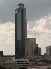 Houston, Texas (Surrealplaces) Tags: building tower skyscraper office texas williams edificio houston highrise galleria wolkenkratzer rascacielo gratteciel