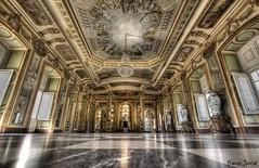 Palacio de Queluz. (benitojuncal) Tags: canon real 22 10 lisboa sintra salon mm nacional hdr braganza palacio queluz ilustrarportugal sérieouro