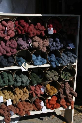 intentional yarn
